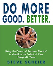Do More Good. Better