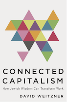 David Weitzner - Connected Capitalism Cover