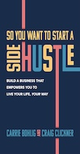 Book Cover So You Want to Build a Side Hustle